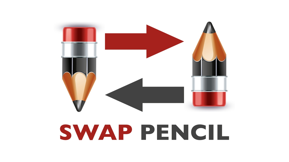 My Swap Pencil List